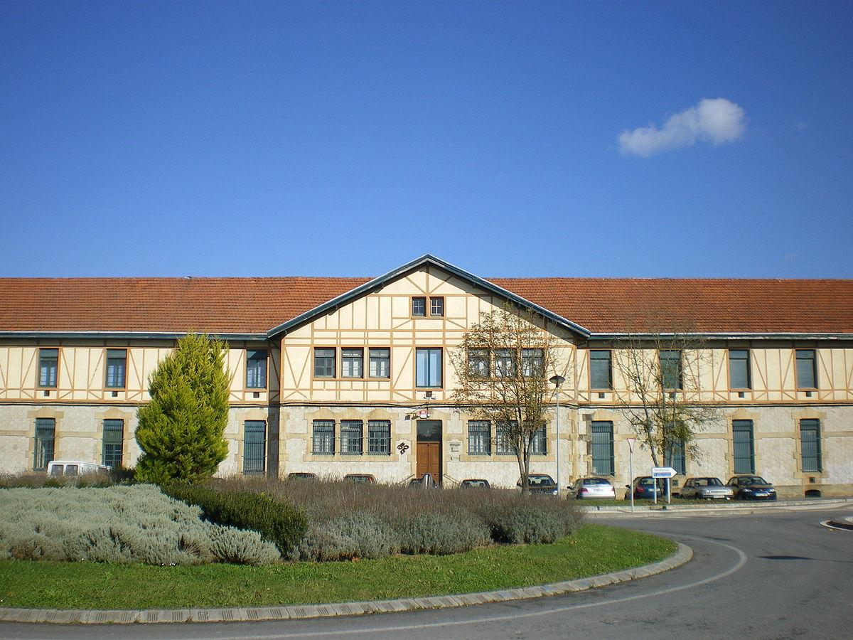 Fachada de la sede de Aranzadi en San Sebastián